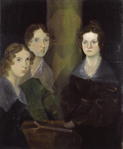 The Bronte sisters by Branwell Bronte