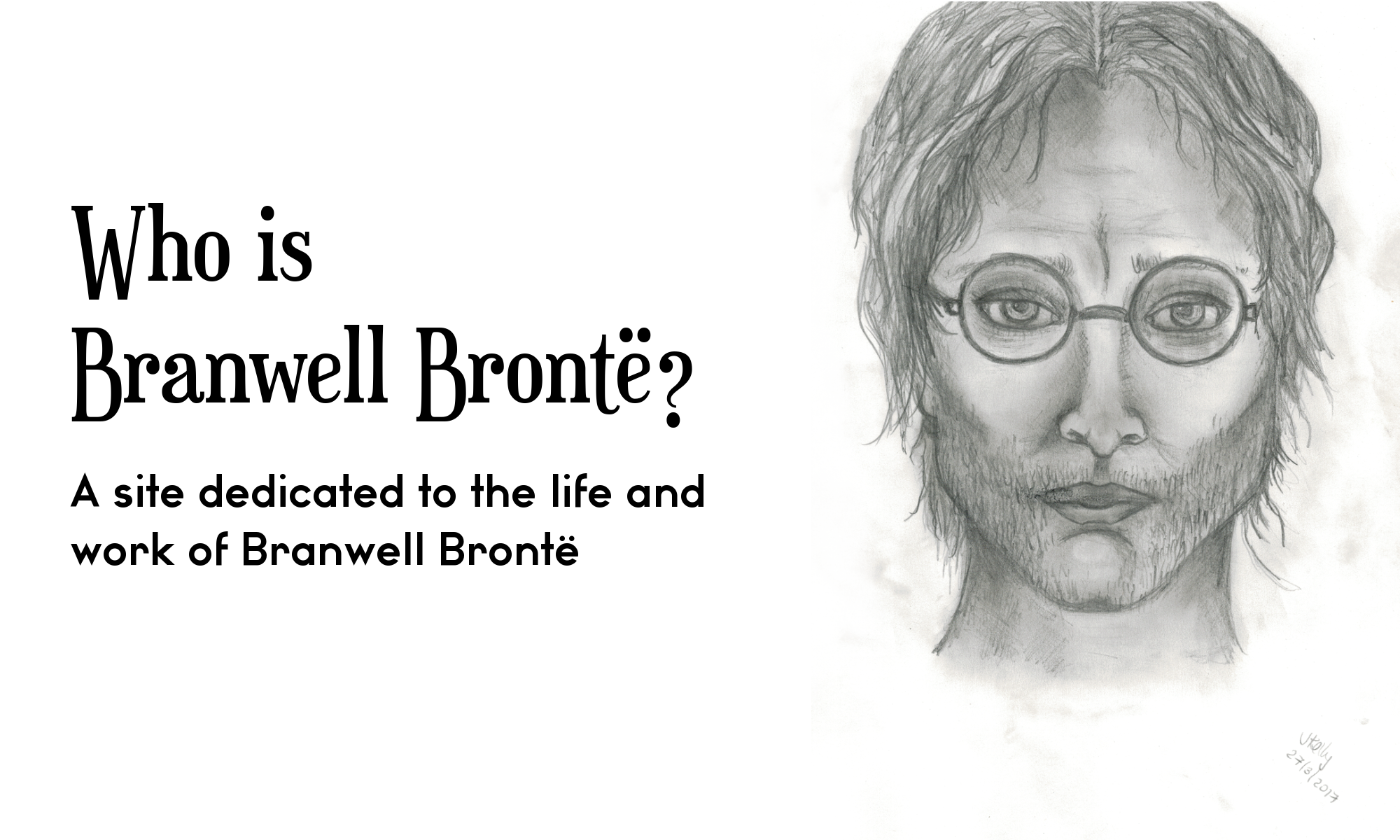 Who is Branwell Brontë?