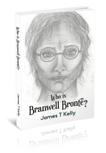 Cover to the book Who is Branwell Brontë?